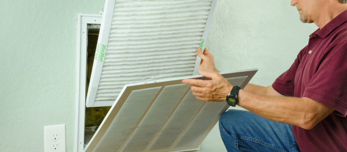 AC Maintenance: Why And When You Should Have Your AC Filters Replaced