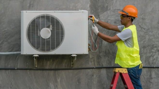 HVAC repair cost